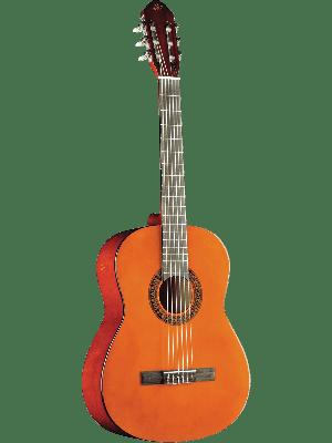 EKO CS10-NAT Klassisk Gitar, natural gloss