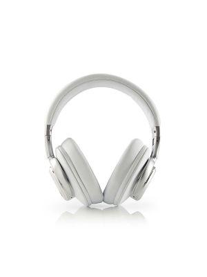 Bluetooth Hodetelefoner med Aktiv Støyreduksjon (ANC) Hvit