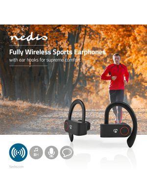 Fullstendig Trådløse Bluetooth® Sportsøretelefoner