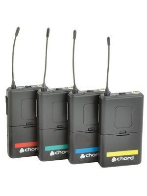 Reserve lommesender til QU4 trådløst mikrofonsystem