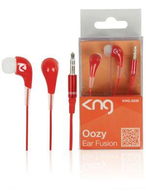 KNG Oozy - ear fusion rød