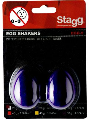 STAGG EGG-2 PP RYTME EGG