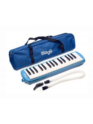 Stagg Melosta 32BL melodica blå