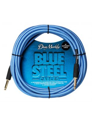 DM Blue Steel Cable 20FT STRAIGHT