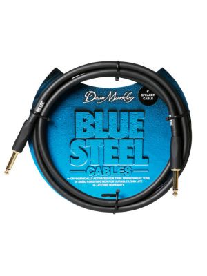 DM Blue Steel Cable 6FT SPEAKER