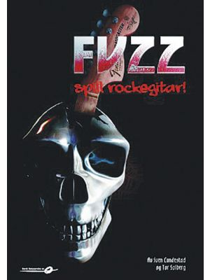 KURS FUZZ SPILL ROCKEGITAR m/cd