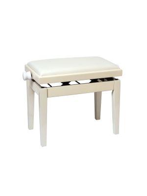 MORGAN PIANOKRAKK PK 10 WH High Gloss