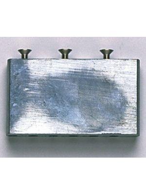 ALLPARTS BP-0016-000 Zinc Tremolo Block for Stratocaster®