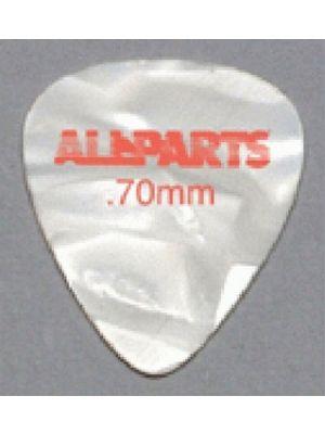 ALLPARTS GP-9070-055 White Pearloid Allparts Guitar Picks