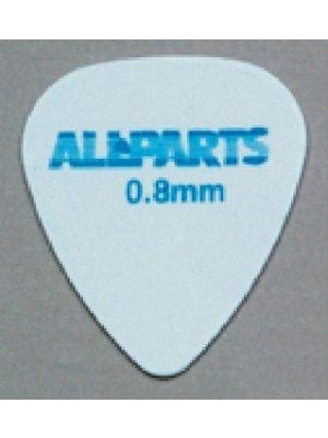 ALLPARTS GP-9080-025 White Allparts Guitar Picks