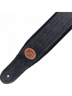 STEPH STRAP SOFT PAD XL 8 CM BLACK
