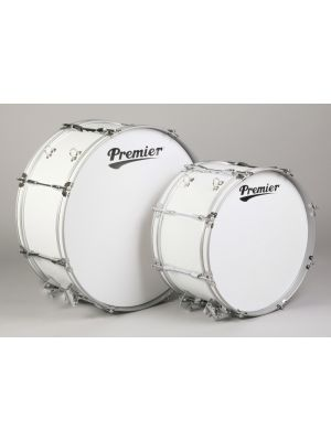 PREMIER OLYMPIC PARADE 16x10 MARCHING BD 61616W - Basstromme.