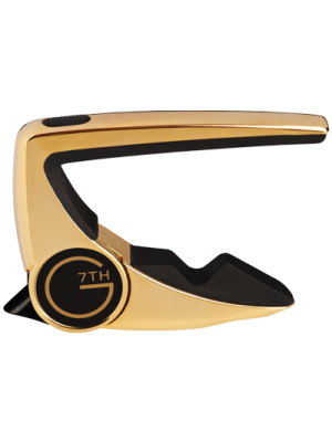 G7th Performance 2 6 String Gold Plate Capo
