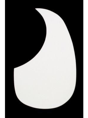 ALLPARTS PG-0090-025 White Acoustic Pickguard