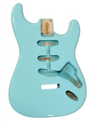 ALLPARTS SBF-SB Sonic Blue Finished Replacement Body for Stratocaster®
