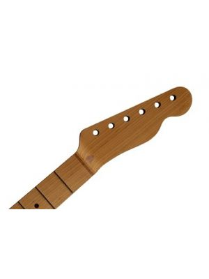 ALLPARTS TMO-CRQ Quarter Sawn Roasted C Replacement Neck for Tele®