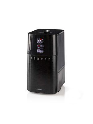NEDIS Luftfukter 6 l, Hygrometer, Fjernkontroll, Sort