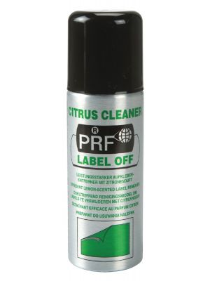 PRF LABEL OFF Etikett-fjerner Universell 220 ml