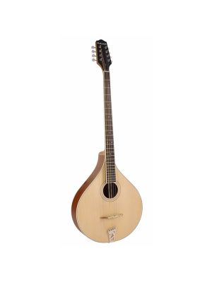 Richwood RIBZ-40 Master Series Irish bouzouki with spruce top, natural