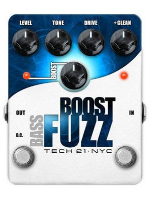 Tech21 Bass Boost Fuzz (BST-BF)