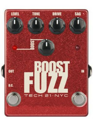 Tech21 Metallic Series Boost Fuzz (BSTM-F)