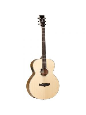 TANGLEWOOD TWBZ Evolution Exotic Acoustic Baritone Guitar