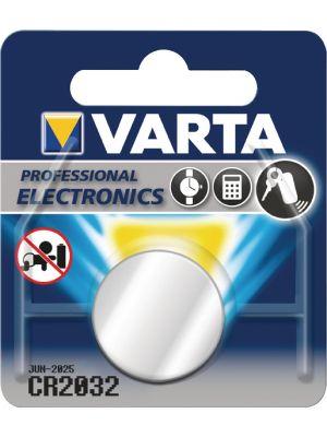 VARTA Litium Knappecellebatteri CR2032 3 V 1-Blister